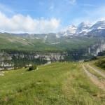 Canyon d'Anisclo et Monte Perdido