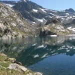 Lac près d'Aneto